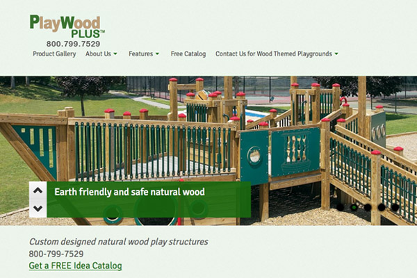 PlayWood Plus